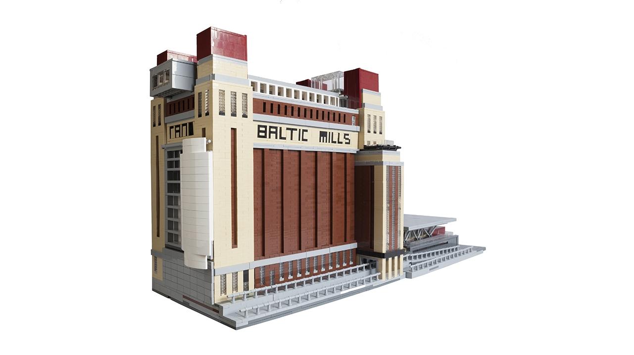 Baltic Lego 6428Flat