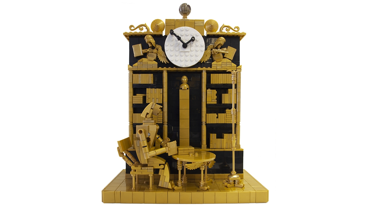 Clock 9904