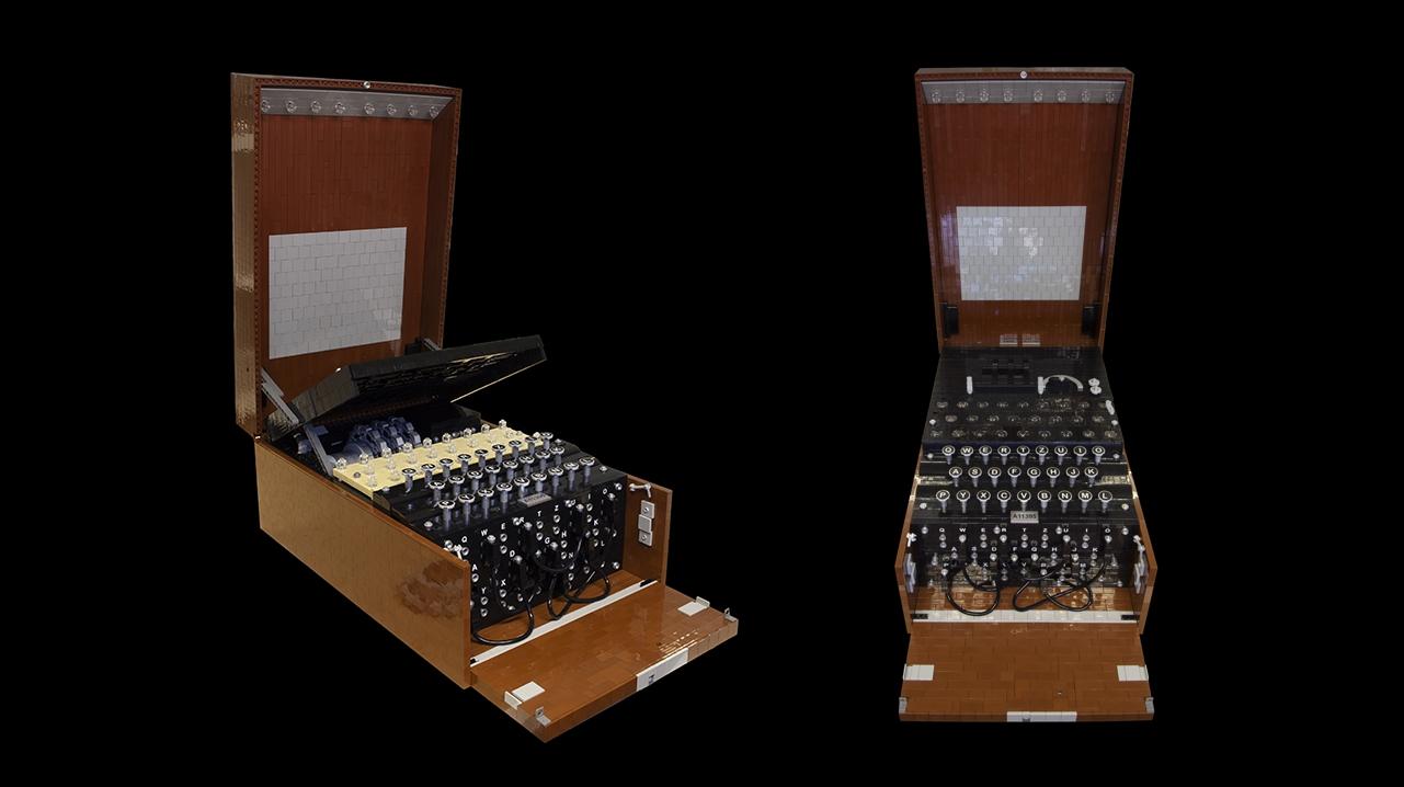 Enigma Machine 5273