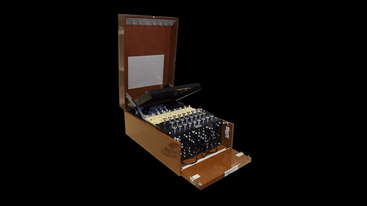 Enigma Machine 5273C