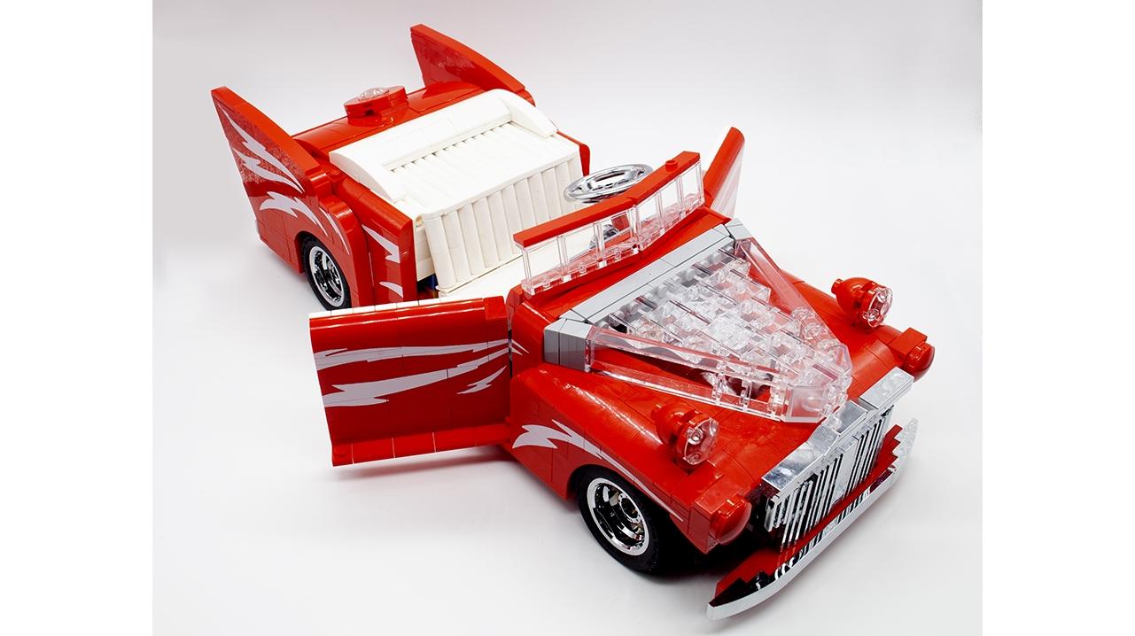 Grease Lightning 6911