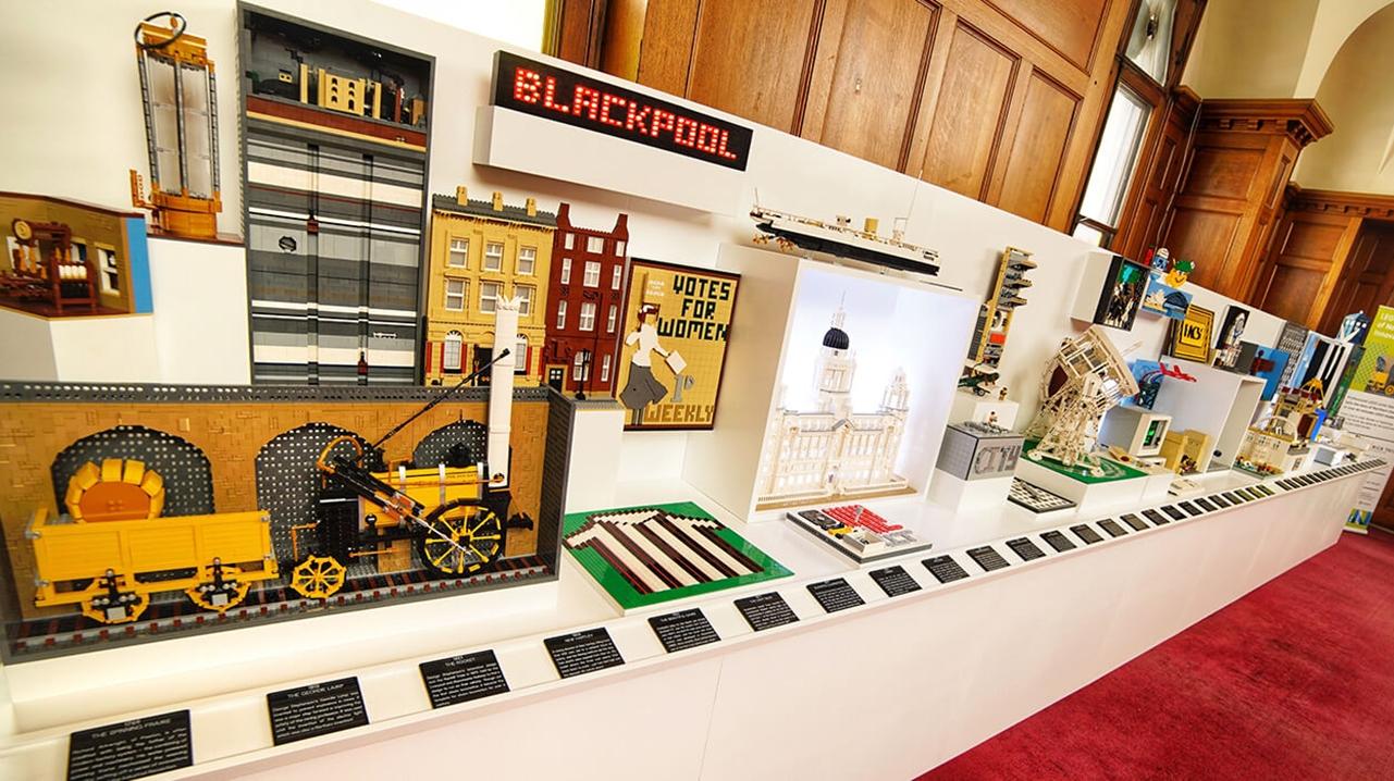 Lego Timeline Of Innovation Hero Image