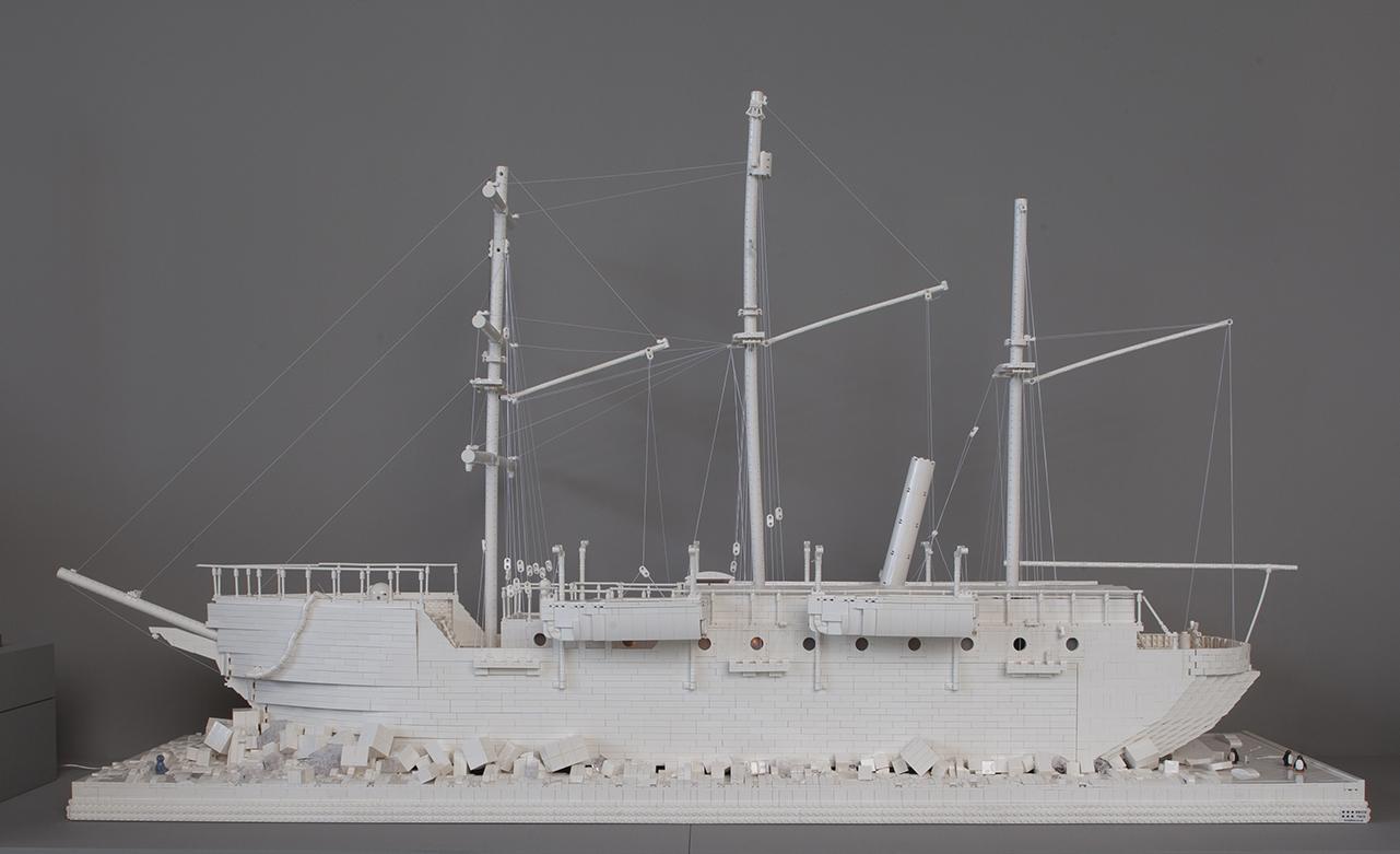 Life Shackleton 6809 Wb