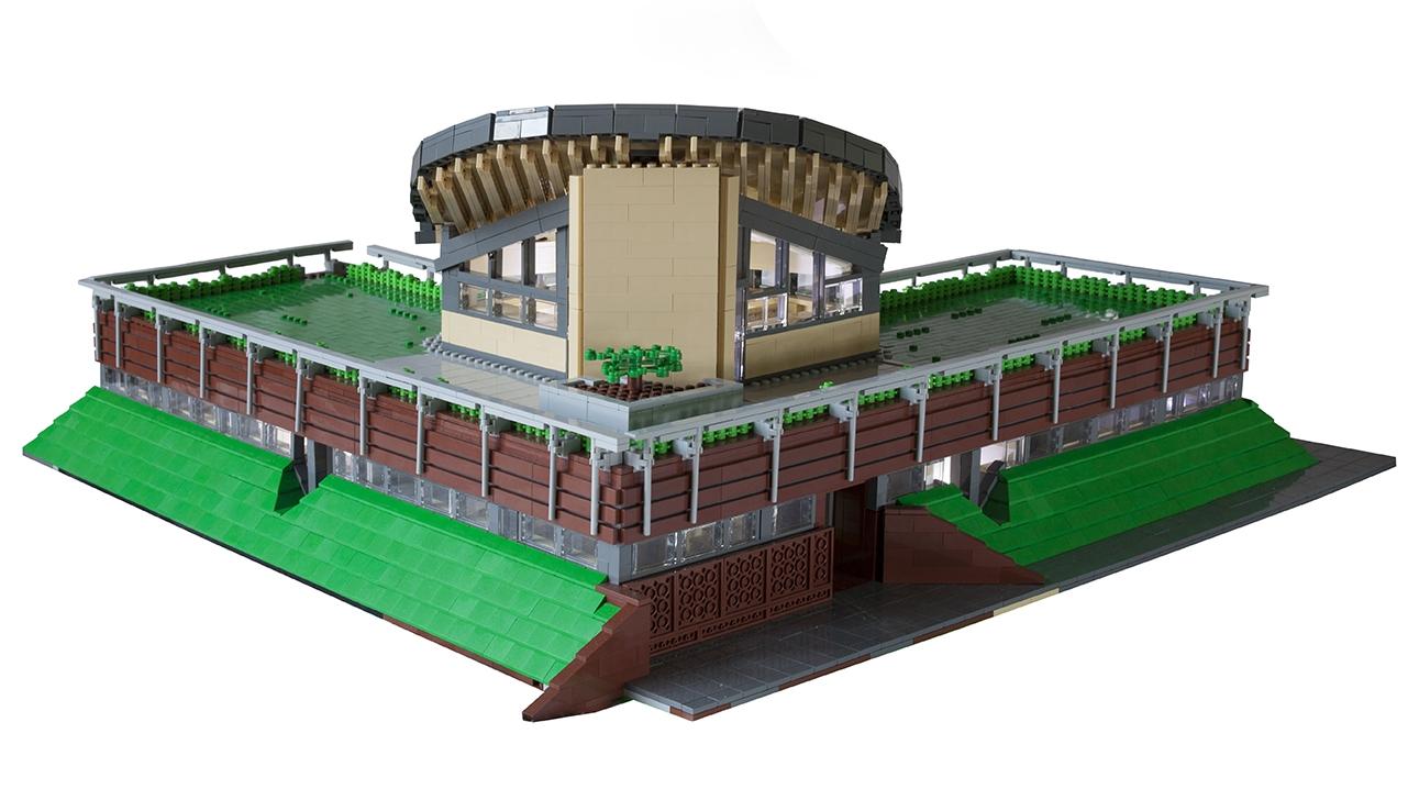 Maggies Centre Lego 9494