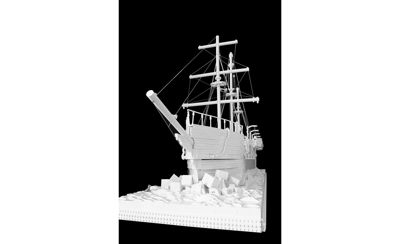 Shackleton 5383 Wb
