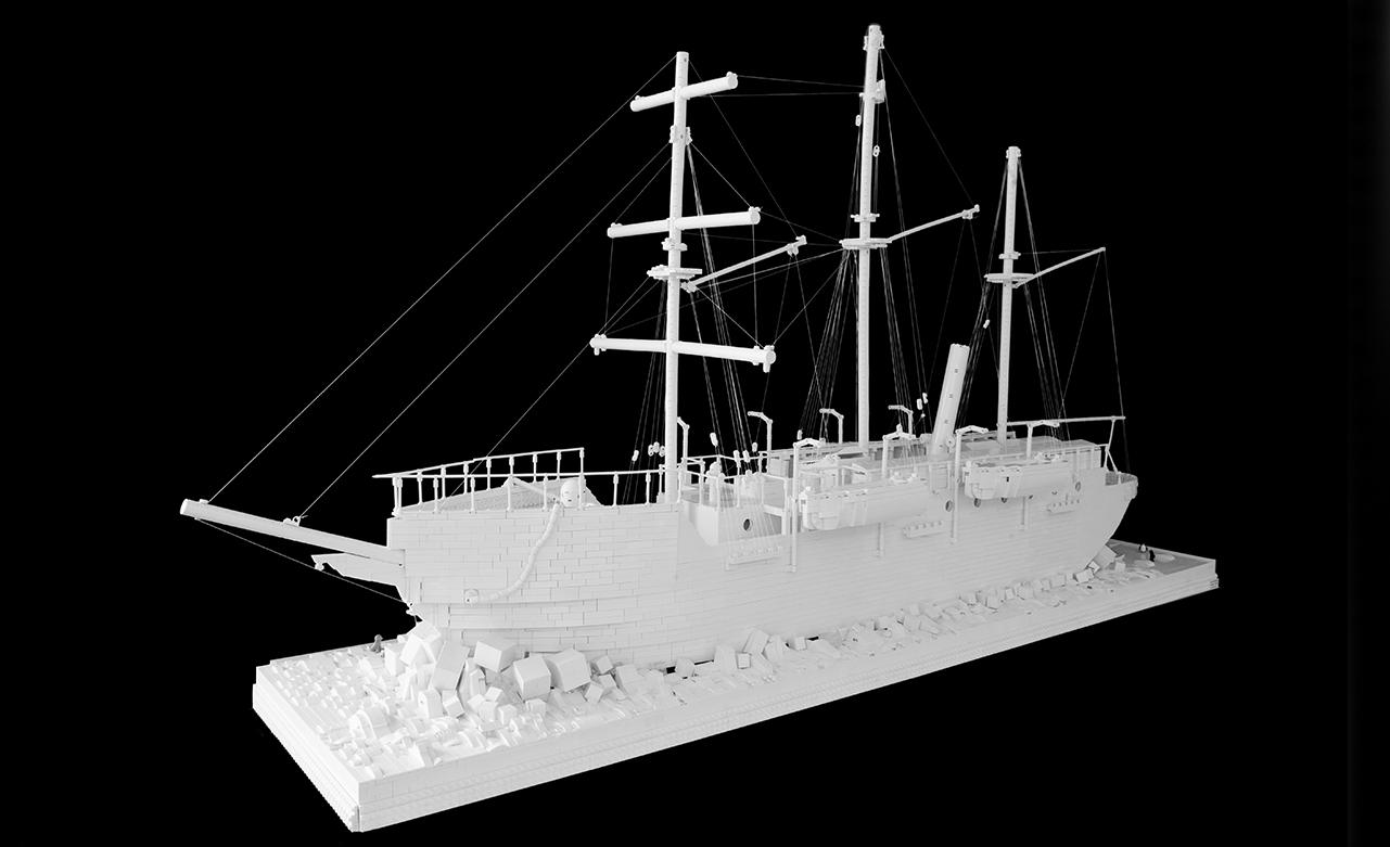 Shackleton 5385 Wb