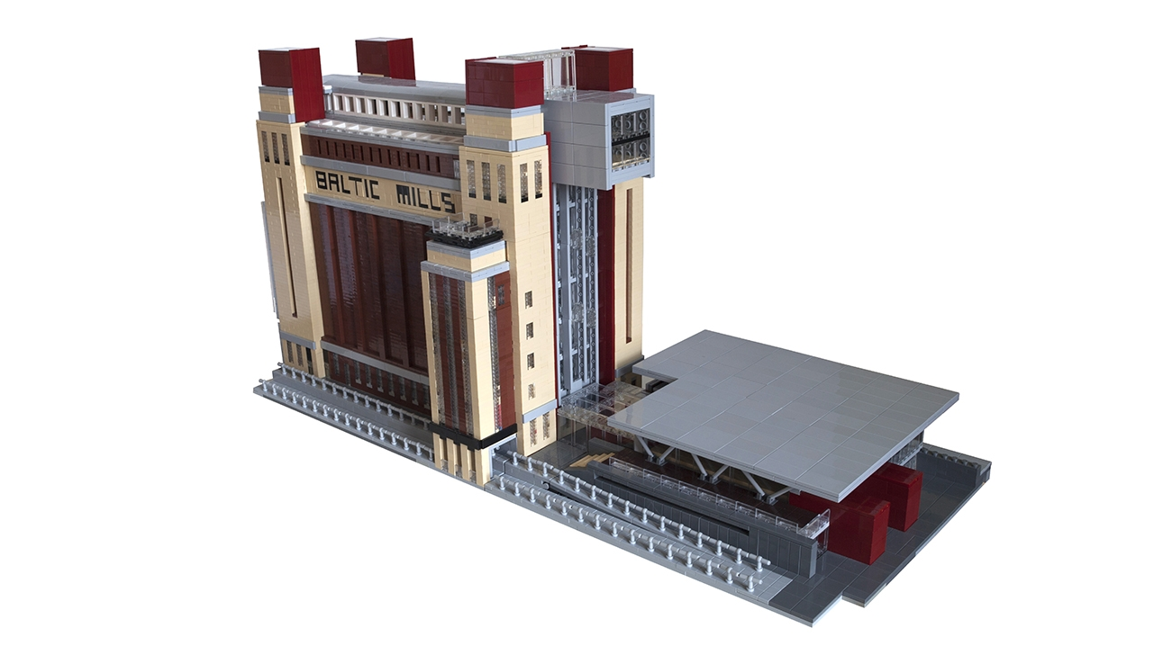 Steve Mayes Lego Baltic 7525