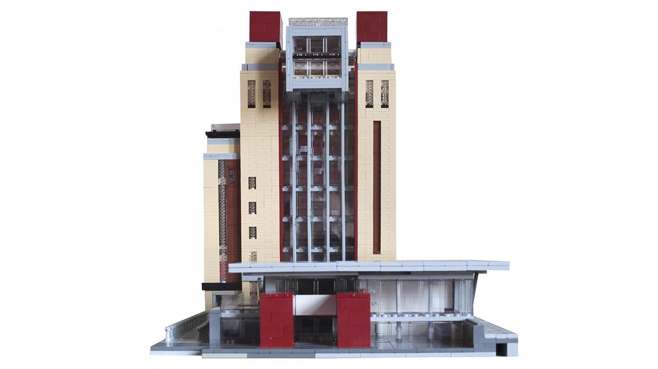 Steve Mayes Lego Baltic 7528