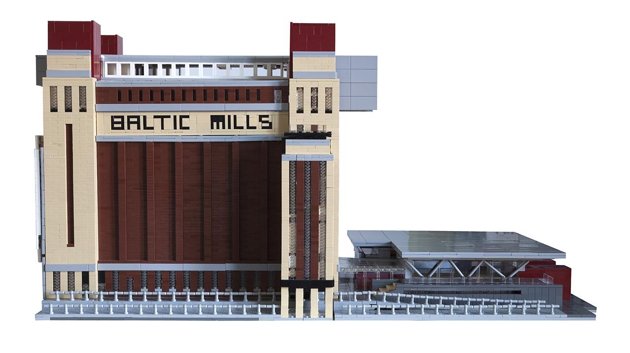 Steve Mayes Lego Baltic 7562