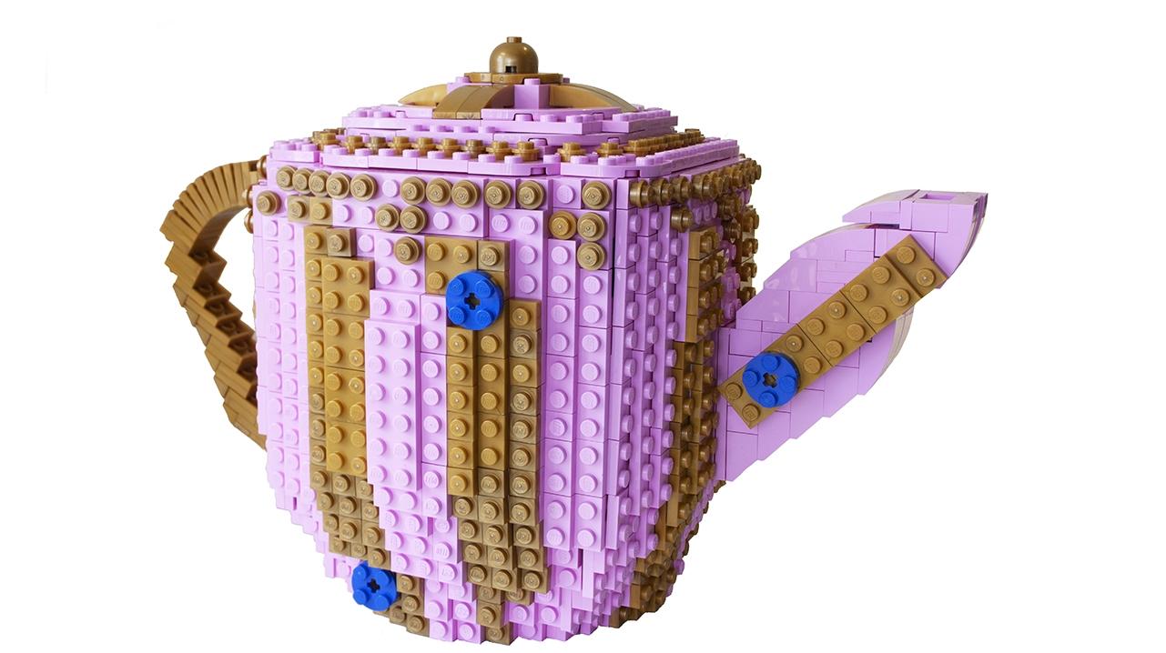 Teapot 9925