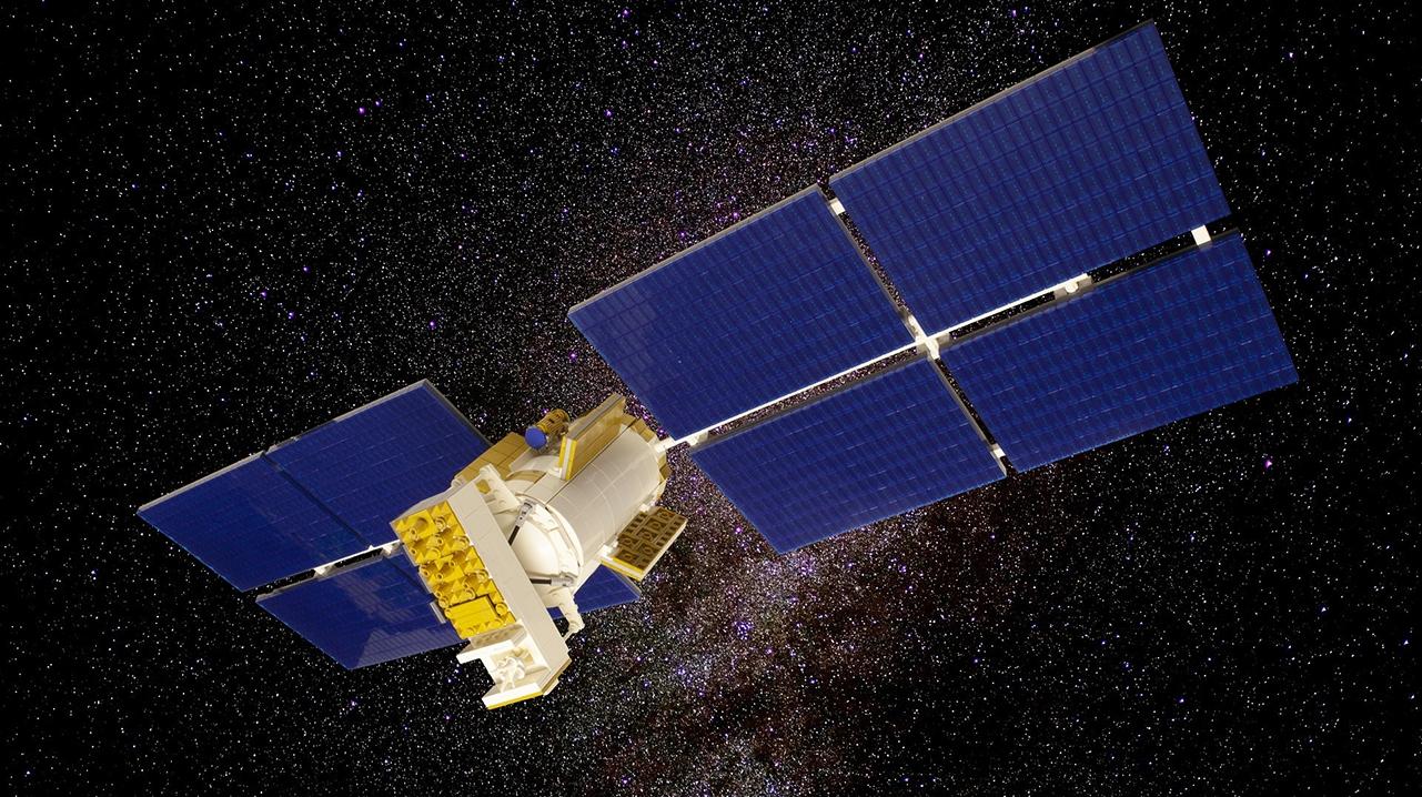 Telecomms Satellite 5299 Stars