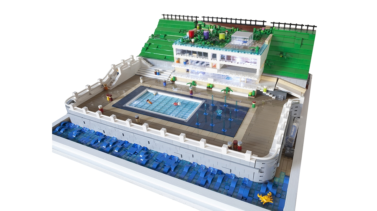 Tynemouth Outdoor Pool Lego 7750 V2 Dave