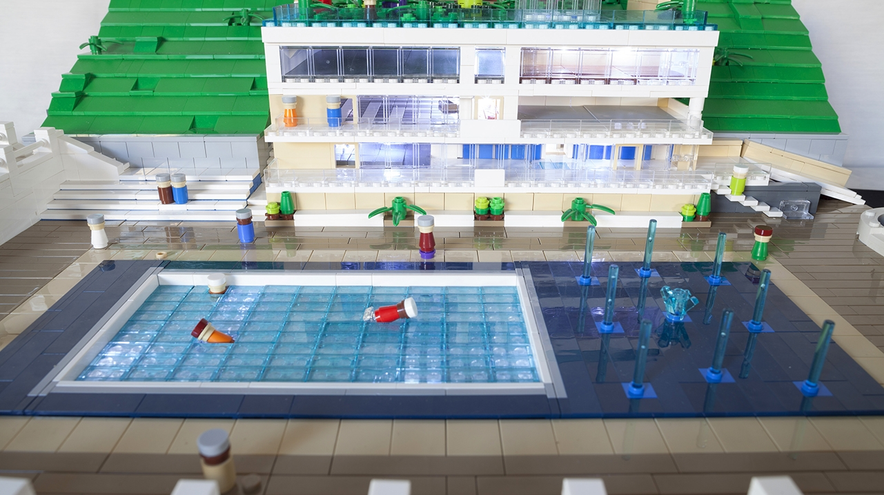 Tynemouth Outdoor Pool Lego 7751 Dave