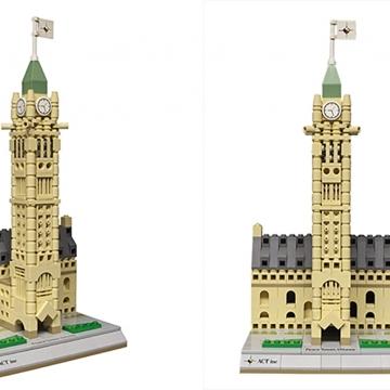 Professional LEGO® Artist