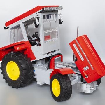 Commission a bespoke LEGO model