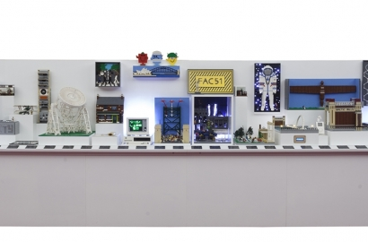 LEGO Timeline of Northern Innovation - open now!