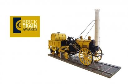 Bricktrainawards Rocket 5420D
