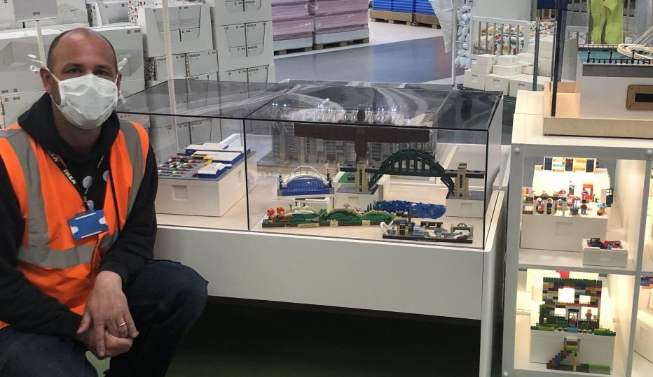 Ikea Lego 5937