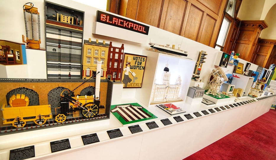 Lego Timeline Of Innovation Hero Image