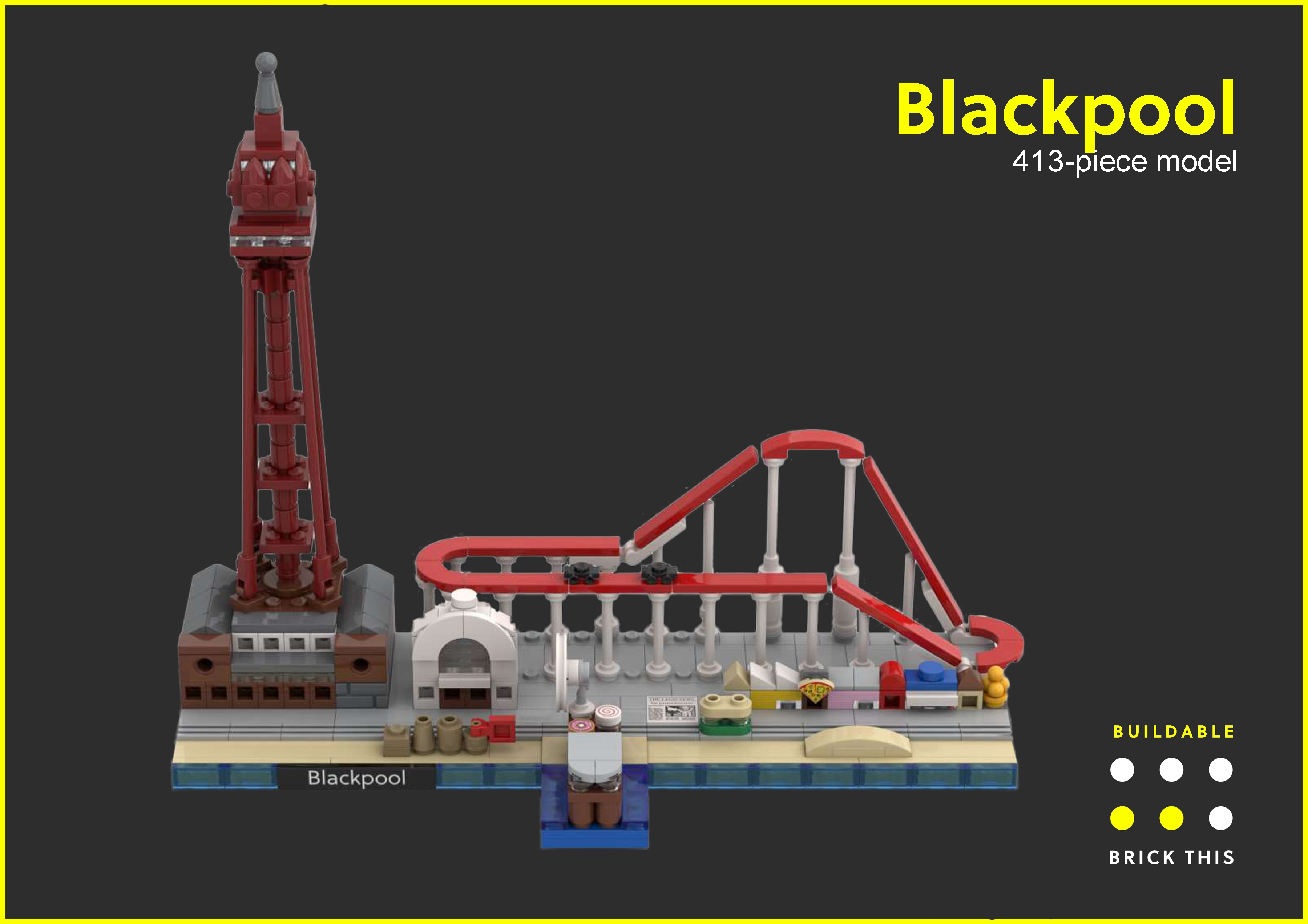 1A Cover Blackpool