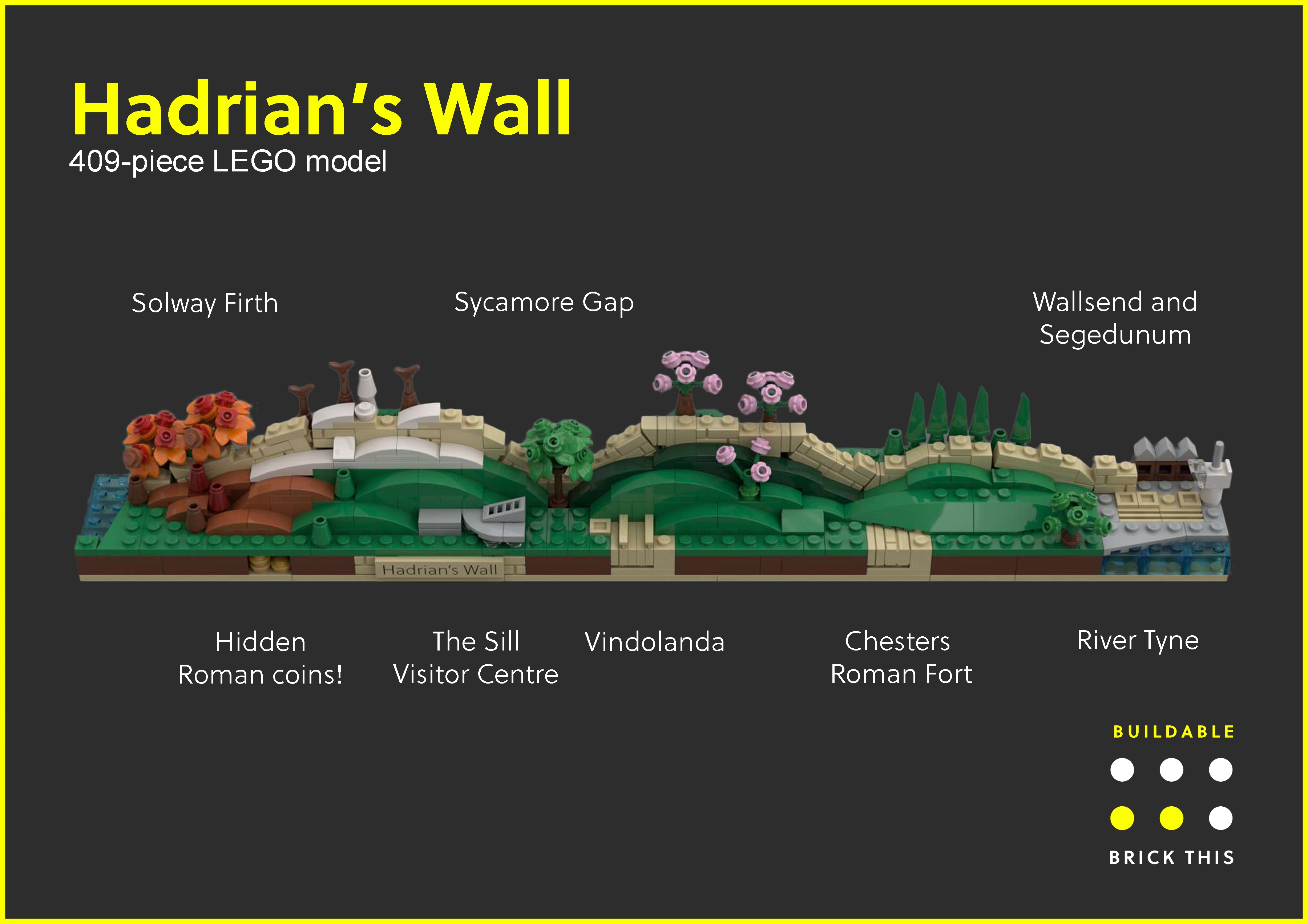 Hadrians Wall Buildable