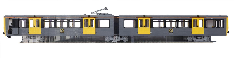 Brickmetro 8055B